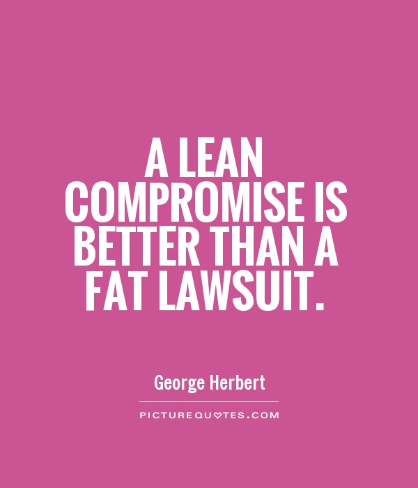 63 Best Quotes And Sayings About Compromise