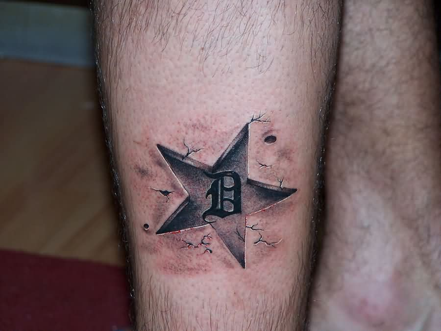 54 Star Tattoos Ideas For Men
