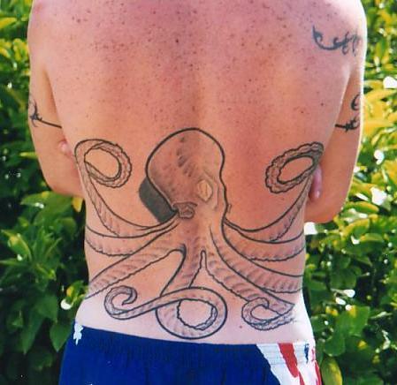 12+ Octopus Tattoos Fo...