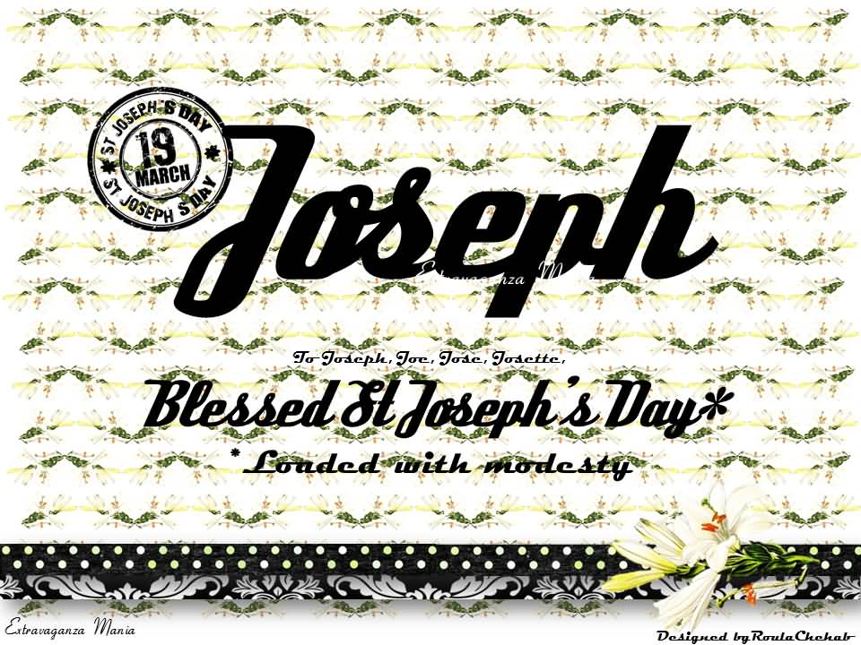 theology saint joseph s day and quezon Opening day at st charles opening day, tuesday, august 21, was a great success and marked the beginning of the 2018-2019 academic year we are pleased to share that our opening day enrollment included 175 college and theology seminarians, the largest enrollment since 2000-2001.