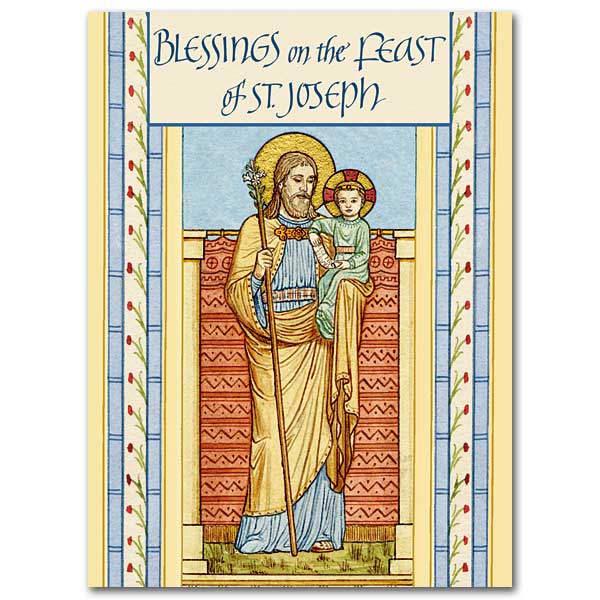 38 most wonderful saint josephs day greeting pictures blessings on the feast of st josephs day m4hsunfo