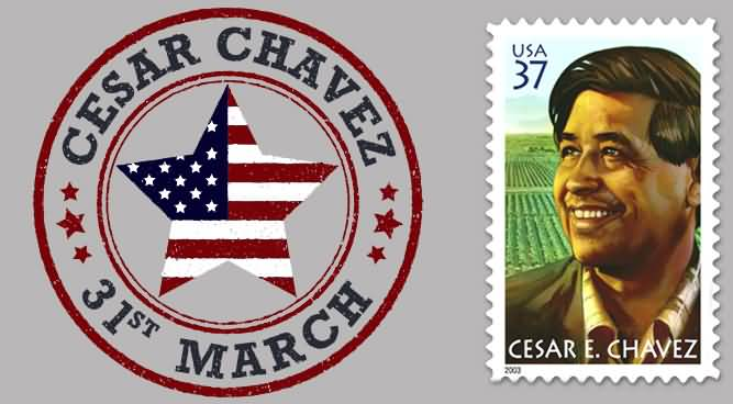 is cesar chavez day a national holiday
