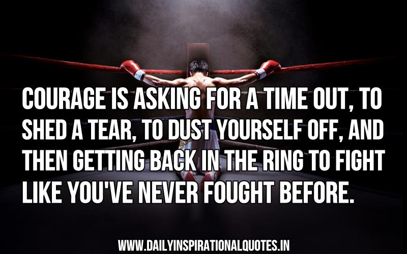 62 Top Fight Quotes And Sayings