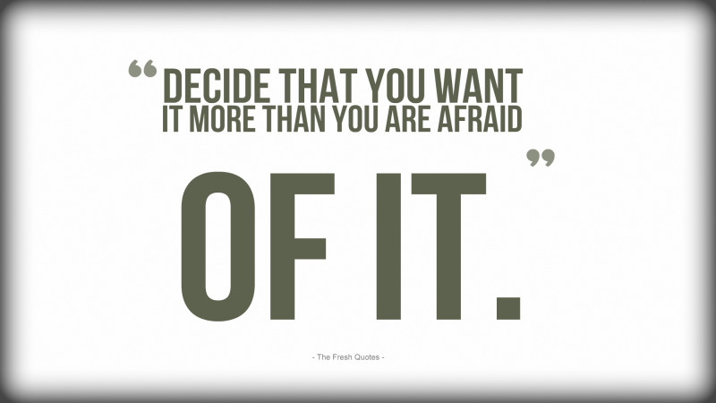 60 Best Fear Quotes And Sayings Magnificent Fear Quotes
