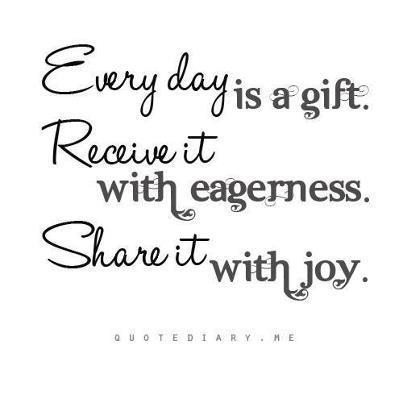 63 Beautiful Gift Quotes And Sayings