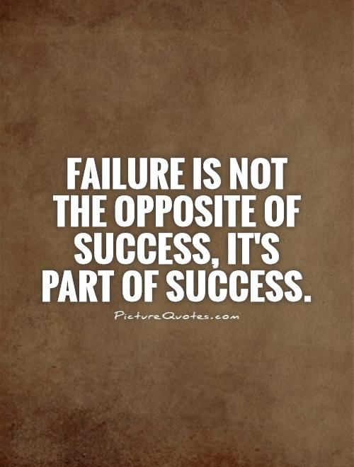 Inspirational Quotes About Failure: 62 Top Failure Quotes And Sayings