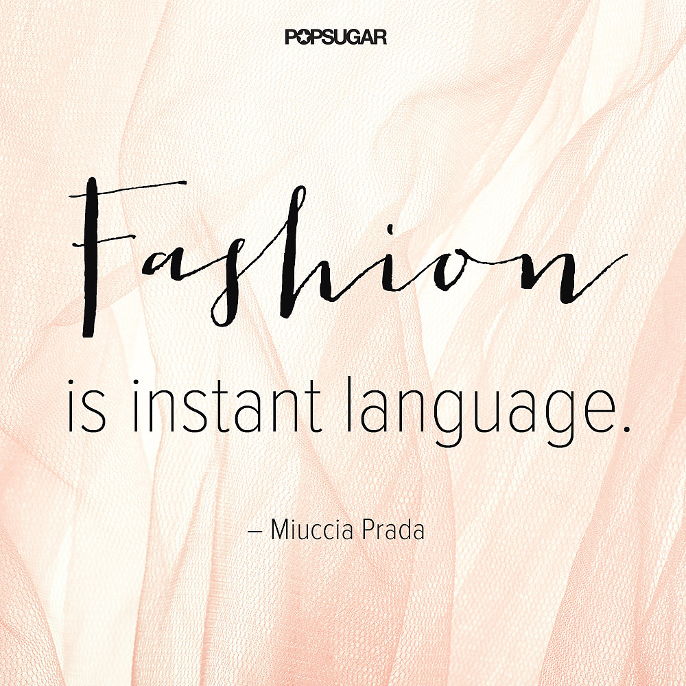 5 Beautiful Fashion Quotes And Sayings