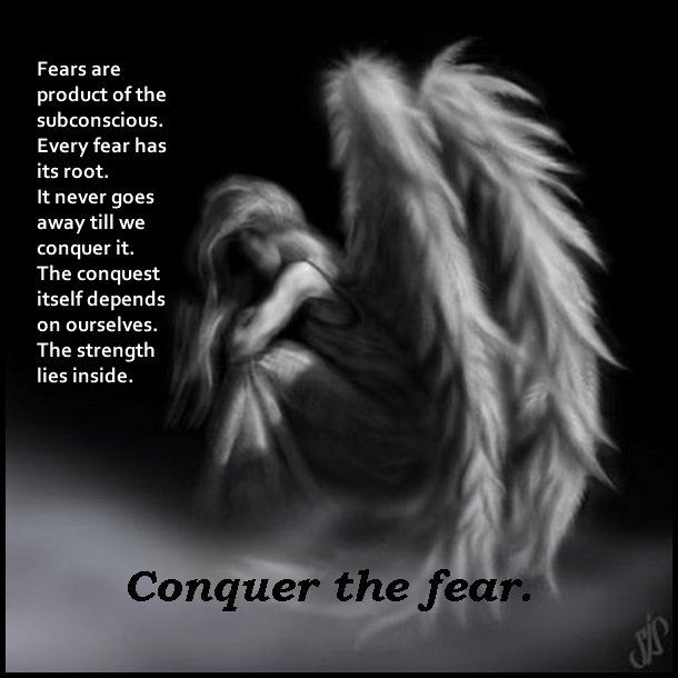 65 best fear quotes and sayings
