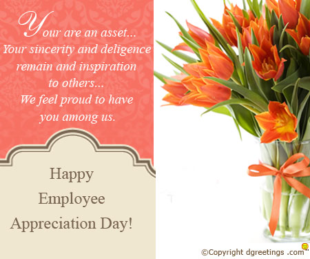Employee Appreciation Quotes Stunning 55 Most Amazing Employee Appreciation Day Wishes Images And Photos