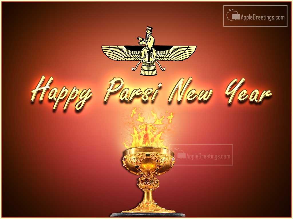 33 beautiful parsi new year greeting pictures and images happy parsi new year greeting card m4hsunfo