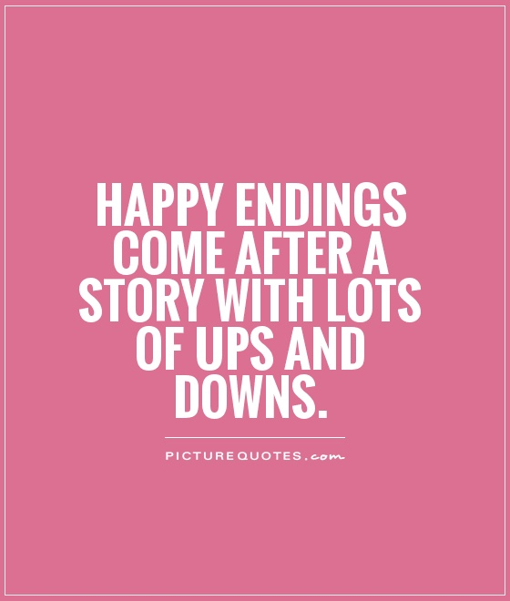 happy ending quotes