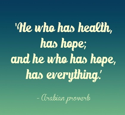 Quotes On Health Prepossessing 62 Most Beautiful Health Quotes And Sayings
