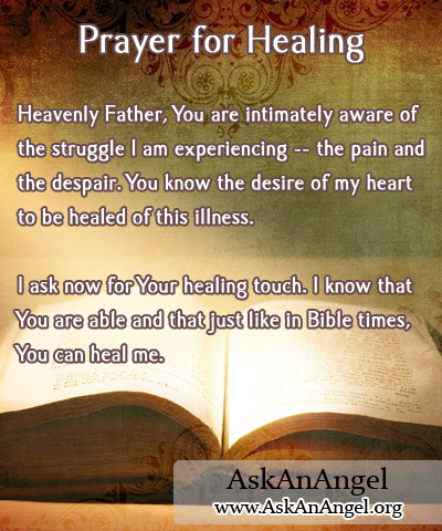 Prayer Quotes For Healing Wwwpicswecom