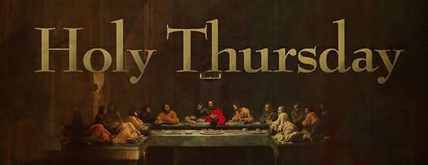 Holy thursday greetings facebook cover picture m4hsunfo