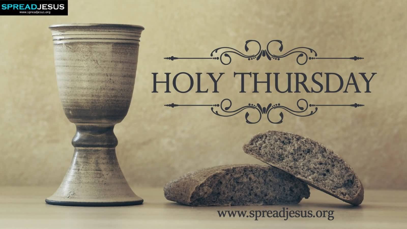 40 adorabl holy thursday wish pictures and photos holy thursday wishes picture m4hsunfo