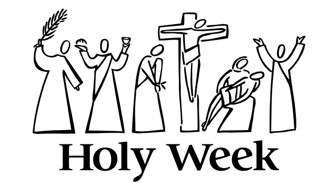 Image result for holy week clipart