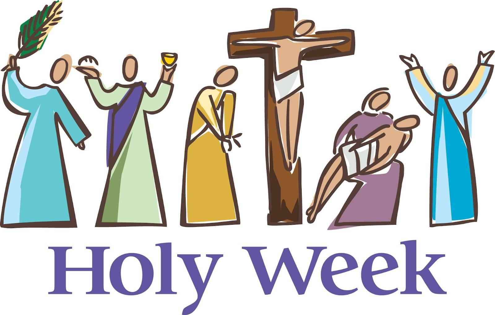 50 Beautiful Holy Week Wish Pictures And Images