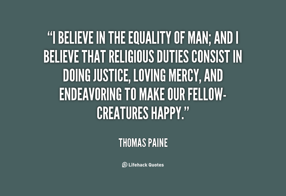Justice And Mercy Quotes: 64 Best Equality Quotes And Sayings