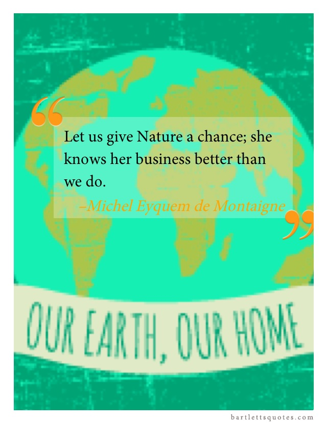 60 Beautiful Earth Quotes And Sayings