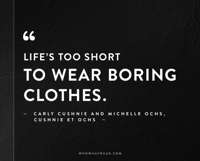 quotes about fashion and life - photo #13