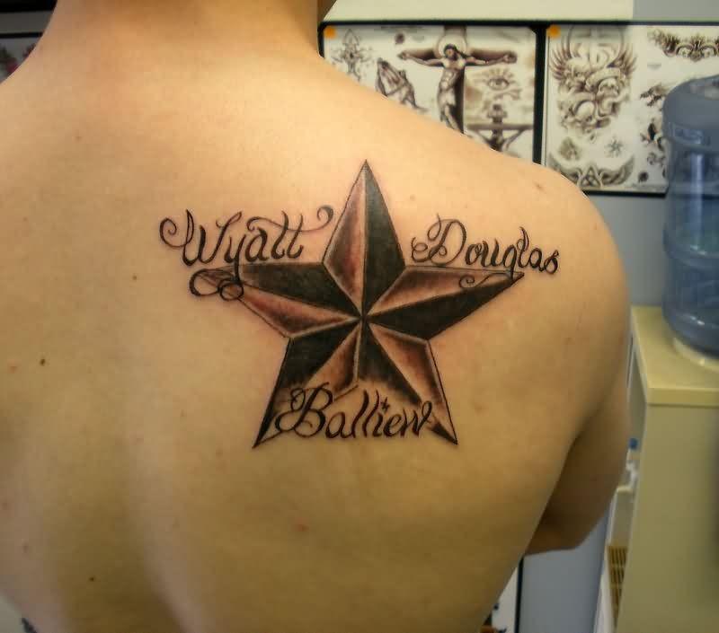 Tattoo Ideas For Men Shoulder Blade Best Tattoo Ideas