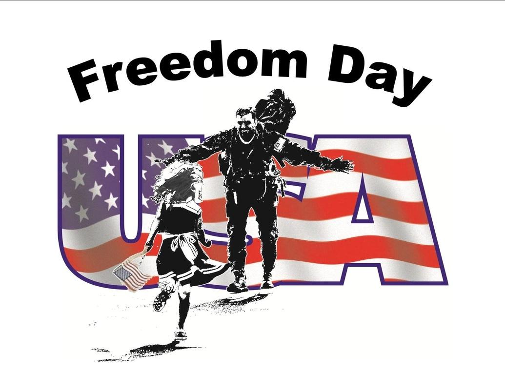 40 Adorable National Freedom Day Wish Pictures