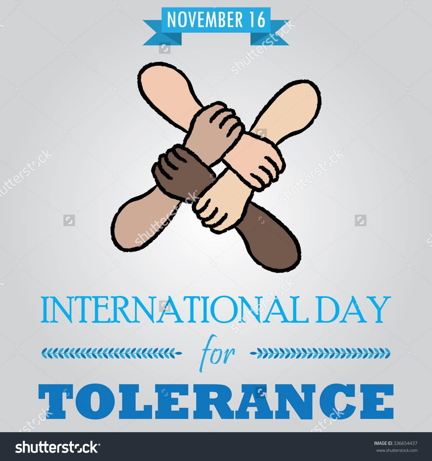 28 international day for tolerance wish pictures and photos november 16 international day for tolerance connecting hands illustration biocorpaavc Image collections