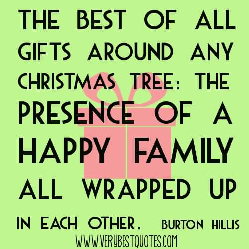Quotes About Christmas Gifts: 63 Beautiful Gift Quotes And Sayings