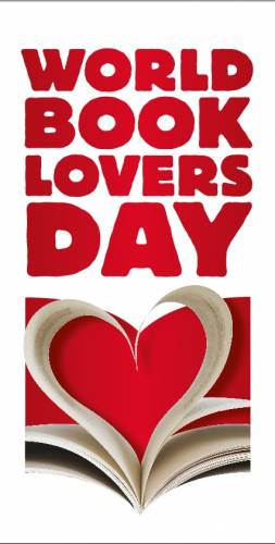 40 Book Lovers Day Greeting Pictures