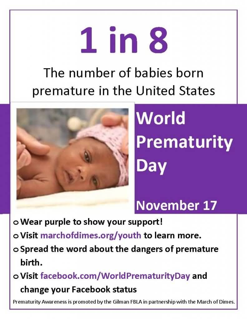 Premature Baby Quotes 40 World Prematurity Day Pictures And Photos