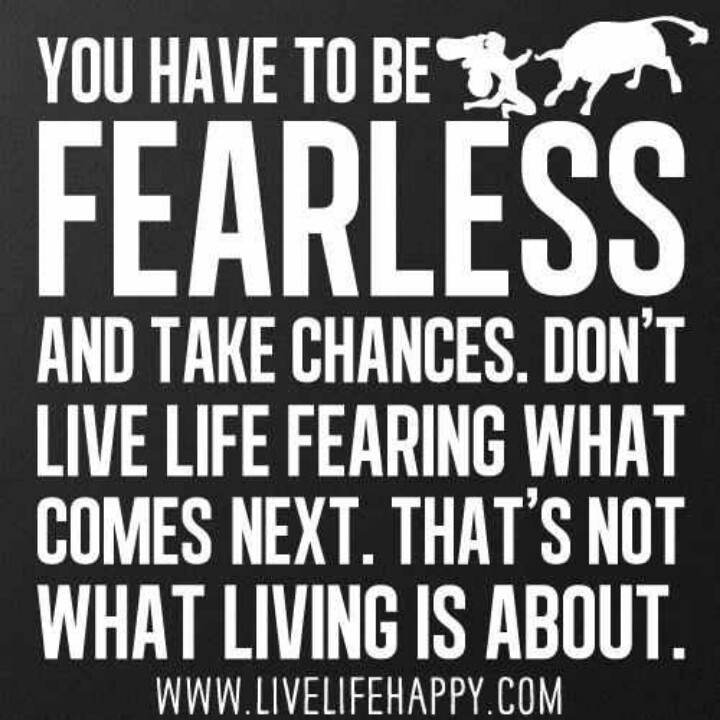62 Best Fearless Quotes And Sayings