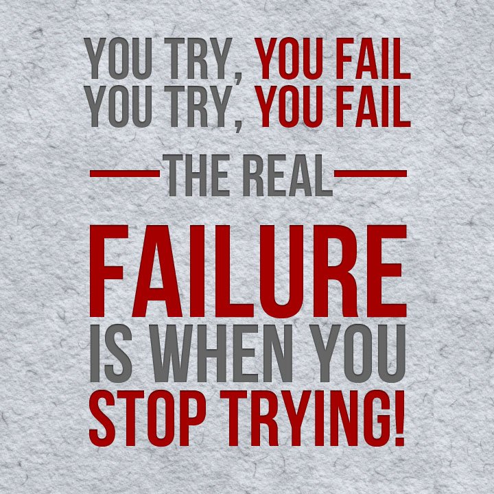 62 Top Failure Quotes And SayingsQuotes About Failure Idioms
