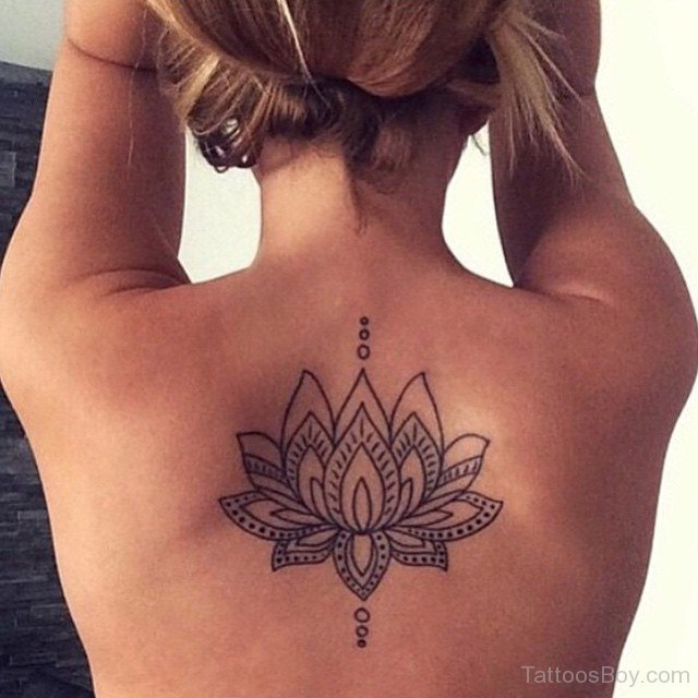 Cool Flower Tattoos: 60+ Best Lotus Tattoos Ideas