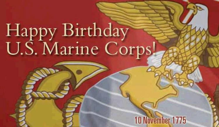 25 beautiful marine corps birthday wish pictures and images happy birthday us marine corps 10 november 1775 bookmarktalkfo Gallery