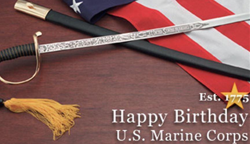 Happy birthday us marine corps m4hsunfo