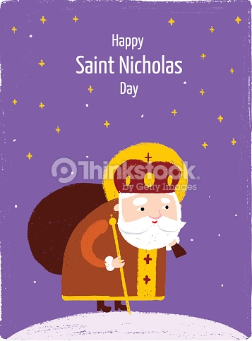 Nice 55+ Beautiful Saint Nicholas Day Greeting Pictures Nice Ideas