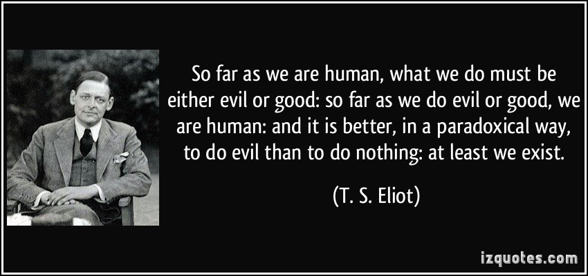 are people inherently good or evil essay