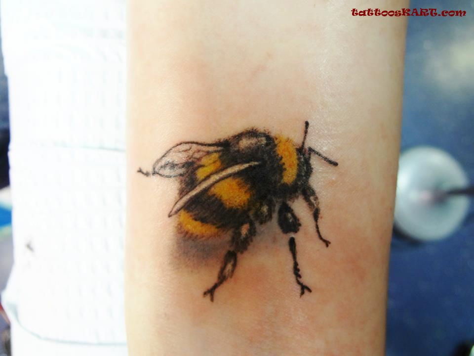 45 latest bumblebee tattoos collection