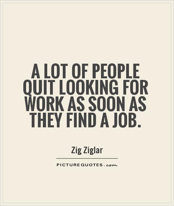61 Top Job Quotes And Sayings