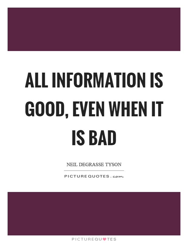 62 best information quotes and sayings