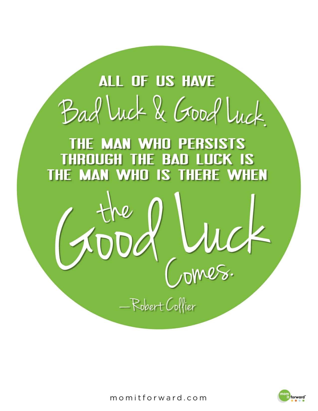 Good Luck Motivational Quotes