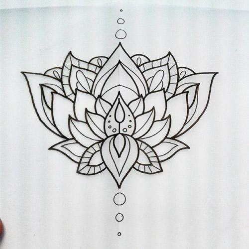 39+ Awesome Lotus Tattoo Designs