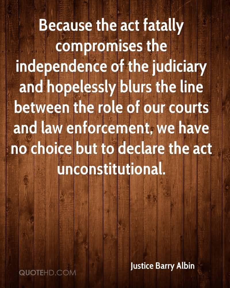 Sandra Day O Connor Quotes 63 Best Judiciary Quotes And Sayings