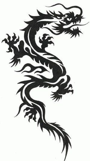 47 latest dragon tattoo designs. Black Bedroom Furniture Sets. Home Design Ideas