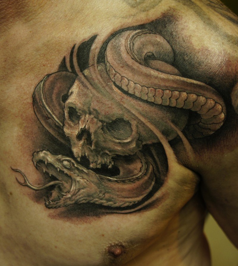 60 Best Snake Tattoos Collection