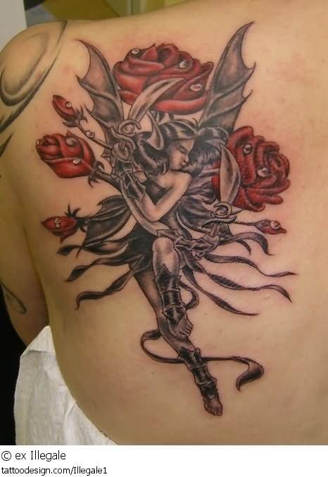 40 fairy tattoos ideas for girls for Black girl tattoos