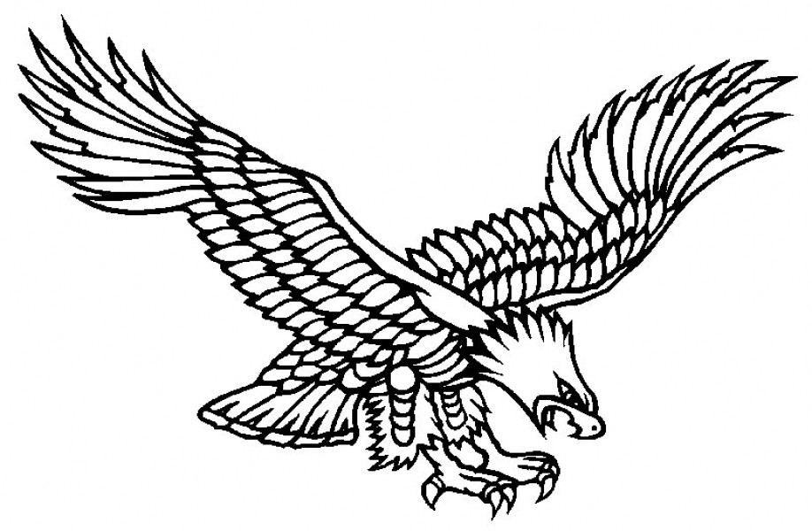 28+ Flying Eagle Tattoos Designs