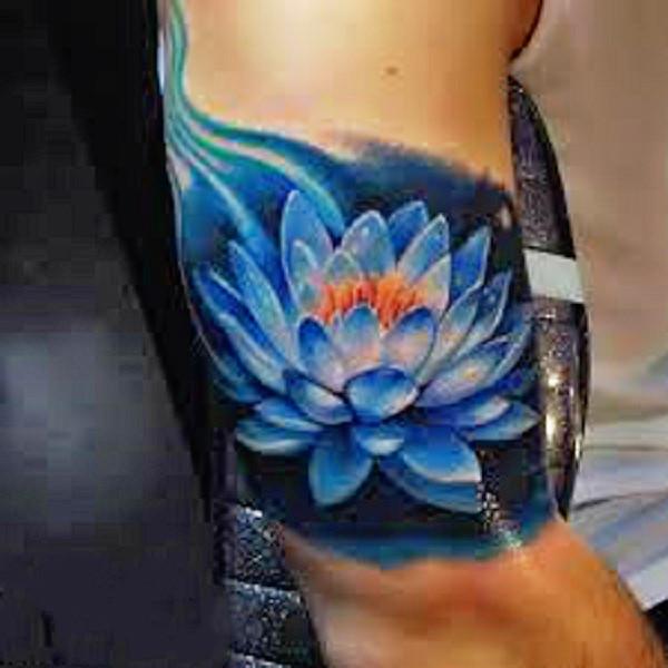 53 best lotus tattoos designs. Black Bedroom Furniture Sets. Home Design Ideas