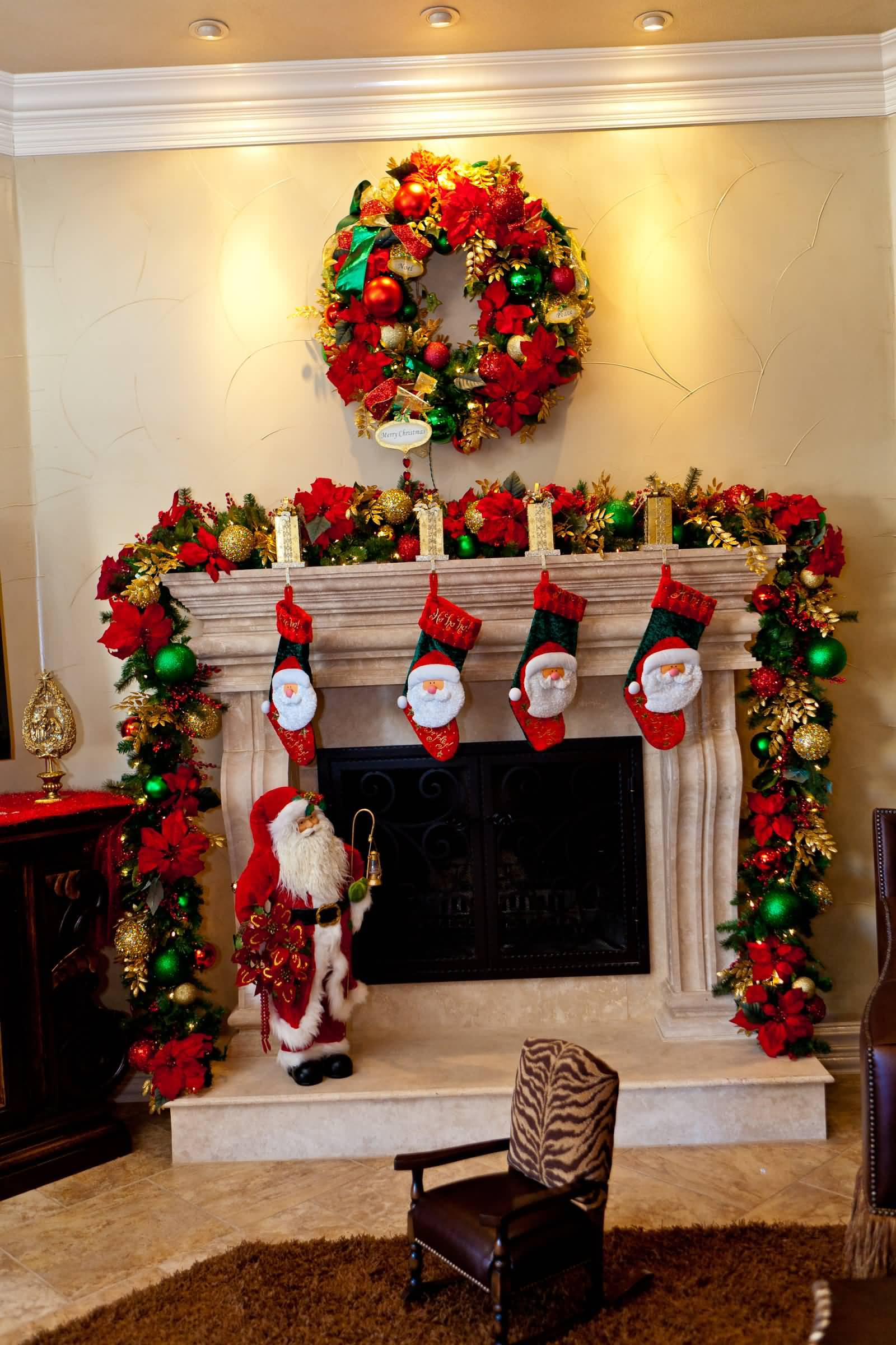 christmas decoration for inside house