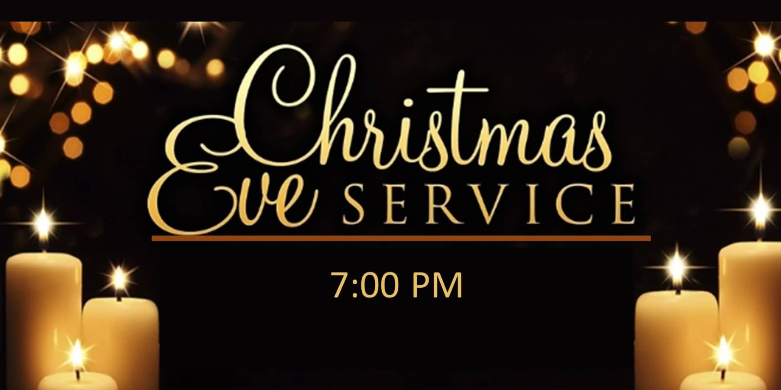 Christmas eve worship service ideas - Christmas Eve Service Picture